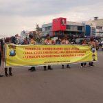 Kampanye Keselamatan Berlalu Lintas oleh Pramuka Saka Bhayangkara