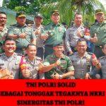 Soliditas TNI – Polri dalam pengecekan Lokasi RTLH di Belakang Padang
