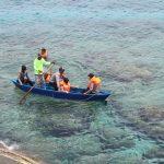 Jaga Keutuhan dan Pertahanan Perbatasan Pulau Terluar Kep.Anambas, Polwan Polres Kep. Anambas Patroli Laut