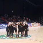 Raih Kemenangan, Tim Basket Polda Kepri Unggul dalam Turnamen Bola Basket antar Instansi