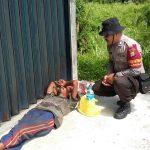 Bripka Samson Sosok Polisi Penolong