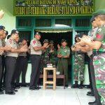 Surprise Dari Personil Brimob Kepada Kompi RAIDER 136 SUS TS/TBK