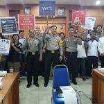 Menangkal Pemberitaan Hoax, Polres Karimun Mengadakan Pelatihan Cyber Troops
