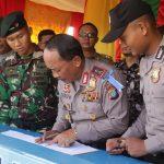 Kapolda Kepri Terus Lakukan Peninjauan Pos Pam dan Pos Yan di Wilayah Kepri