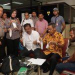 Gubernur dan Wakapolda Kepri Terjun Langsung Meninjau Keberhasilan Penangkapan Kurir Narkoba di Bandara Hang Nadim Batam