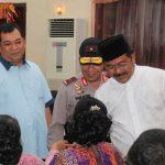 Gubernur Kepri Tinjau Pengamanan Perayaan Malam Natal