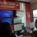 Call Center 110 Polres Karimun Siap Layani Masyarakat 24 Jam