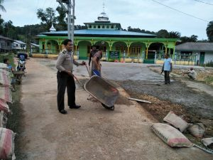 Bhabinkamtibmas Wajib Mengawasi Dana Desa
