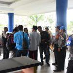 Polres TPI Turunkan 30 Personel dalam Rangkaian Rikkes Terhadap 3 Bakal Paslon Walikota dan Wakil Walikota