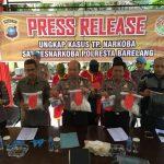 Polresta Barelang Bersama TNI AL Usut Temuan 6,1 Kg Sabu di Pantai Area Bunker Lapangan Golf Palm Spring