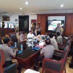 Kapolres Tanjungpinang Paparkan Kesiapan Polres Tanjungpinang Dalam Menghadapi Pilwako 2018