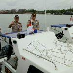 Polsek Buru & Polsek Kuba Terima Kapal Tipe C3