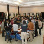 Kapolda Kepri Pimpin Penggerebakan Gelper, Ratusan Pelaku dan BB Diamankan