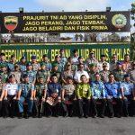 Kapolda Kepri Beserta Pejabat Utama Hadiri Acara Silaturahmi Danrem 033/WP