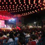 Kemeriahan Perayaan Malam Tahun Baru Imlek di Batam Dikelilingi Pengamanan Kepolisian