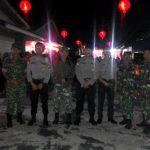Kapolres Natuna Terjunkan Anggota Dalam Pengamanan Perayaan Imlek Tahun 2018 di Natuna