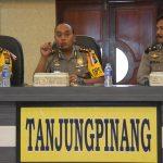 Personel Cyber Troops Dapat Reward Dari Kapolres Tanjungpinang