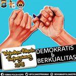 Laksanakan Pesta Demokrasi Sebijak Mungkin