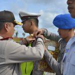 Demi Mewujudkan Kamseltibcarlantas, Polres Bintan Gelar Operasi Keselamatan Tahun 2018