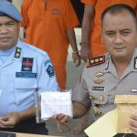 Pelaku Tindak Pidana Narkotika Di Lapas Kelas II A Tanjungpinang Berhasil Diamankan Satresnarkoba Polres Bintan