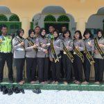 Jumat Bersih,Srikandi Polres Natuna Bersihkan Masjid AL Jamaah Natuna
