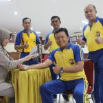 Kapolresta dan Personil Polresta Barelang Melaksanakan Pemeriksaan Kesehatan Berkala 2018