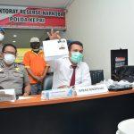 Subdit 2 Ditresnarkoba Polda Kepri Musnahkan 892,44 Gram Barang Bukti Sabu