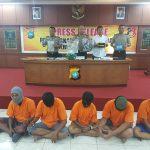 Polresta Barelang Gerebek Tiga Lokasi Judi Di Wilayah Kota Batam