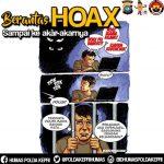 Hindari Kampanye Hitam Dengan Penyebaran Hoax