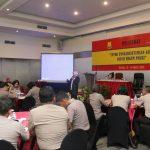 Divkum Polri Adakan Pelatihan Tutor Pengarusutamaan Gender di Polda Kepri