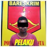 Pelaku Penikaman Sadis Berhasil di Tangkap Satreskrim Polresta Barelang