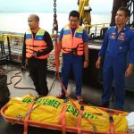 Berlabuh di Perairan Tg. Pinggir, Mayat Pria berkewarganegaraan Kroasia Ditemukan