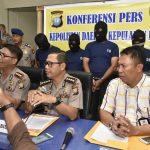 Konferensi Pers Kasus Kapal Pengangkut TKI, 5 Awak Kapal Jadi Tersangka