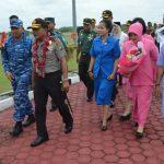 Kunjungan Kerja Kapolda Kepri di Natuna : Saya Bangga dan Salut dengan Kekompakan TNI POLRI Di Natuna