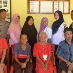 Polres Lingga Kembali Laksanakan Bulan Bakti Kesehatan Polri di Panti Jompo