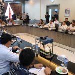 Kapolda Kepri Hadiri Rapat Koordinasi FKPD Kepri Bersama TNI-Polri
