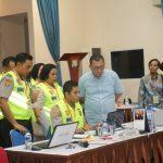 Sebanyak 663 Peserta Seleksi Penerimaan Bintara PTU dan Bintara Kompetensi Khusus Polda Kepri Dinyatakan MS