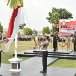 Maknai Hari Kebangkitan Nasional, Jajaran Polda Kepri Laksanakan Upacara Bendera