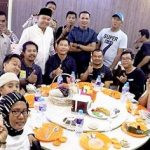 Agenda Bulan Ramadhan, Kapolresta Barelang Buka Bersama Jurnalis Kota Batam
