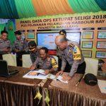 Sebagai Tindak Lanjut Ops Ketupat Seligi 2018, Kapolda Kepri Cek Pos Pam Ramadhan