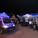 Kapolda Kepri Turun Langsung Memastikan Keamanan Pawai Takbiran di Batam
