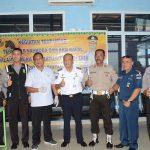 Satresnarkoba Polres Bintan Melaksanakan Tes Urine Terhadap Sejumlah Kapten Dan Abk Kapal Di Tanjung Uban