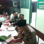 Dibulan Penuh Berkah, Polsek Tebing Melaksanakan Sahur Di Mako Kodim 0317/Tbk
