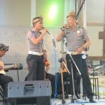 Bhayangkara Band Polres Tanjungpinang Semarakkan Festival Acoustic Religi