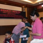 Bakti Sosial Bhayangkari Polres Tanjungpinang Berbagi Bersama di Bulan Mulia