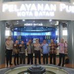 UPP Provinsi Sulawesi Selatan Studi Banding ke Mall Pelayanan Publik Prov. Kepri