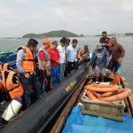 Ditpolairud Polda Kepri Amankan 2 Kapal Tindak Pidana Pengelolaan Wilayah Pesisir dan Pulau-Pulau Kecil