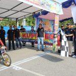 Di Sambut Meriah Drag Bike Kapolres Karimun Cup