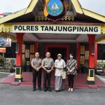 Nostalgia As SDM Polri Saat Kunjungi Polres Tanjungpinang