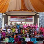 100 Anak ikuti Sunat Massal Gratis Dalam Memperingati HUT Bhayangkara ke 72